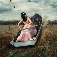spring's landfall by tom chambers