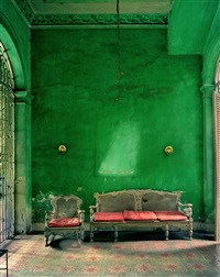green interior by michael eastman