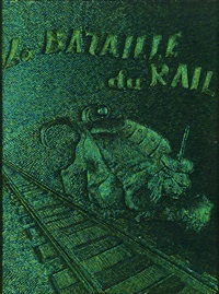 the battle of rail by jan fabre