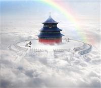 sleepwaleker-temple of heaven by liu ren