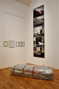 frieze new york by sophie calle