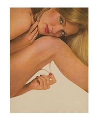 untitled (leggs, 1977) by hank willis thomas