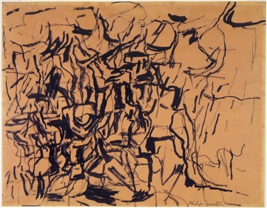 frieze new york by philip guston
