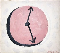 clockface by philip guston