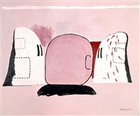 sheriff by philip guston