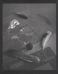 airmail memories for dr. brumlik by josef sudek