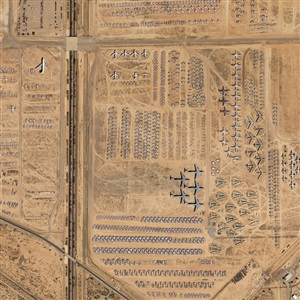 davis-monthan air force base by josh begley