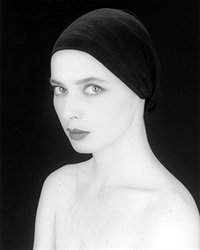 isabella rossellini by robert mapplethorpe