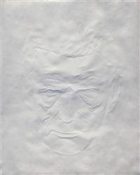portrait samuel beckett by simon schubert