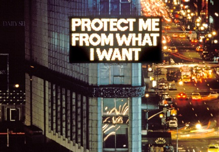 from survival 198385 installation selection from the survival series times square new york by jenny holzer