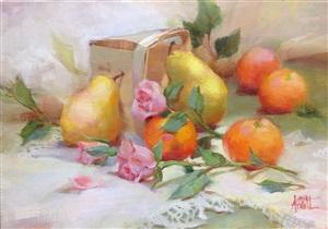 spring bounty by carol arnold