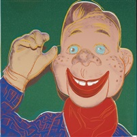 howdy doody (trial proof) by andy warhol