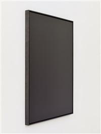 untitled (black glass 2) by scott lyall