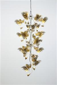 gotgonian chandelier by choe u-ram