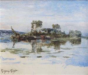 the island by daniel ridgway knight
