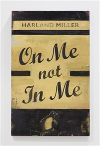 on me not in me by harland miller