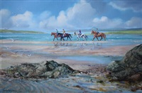 beach ride by susan mary webb