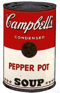 pepper pot by andy warhol