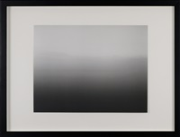 time exposed #322: mediterranean sea, cassis 1989 by hiroshi sugimoto