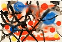 juggler's dream by alexander calder