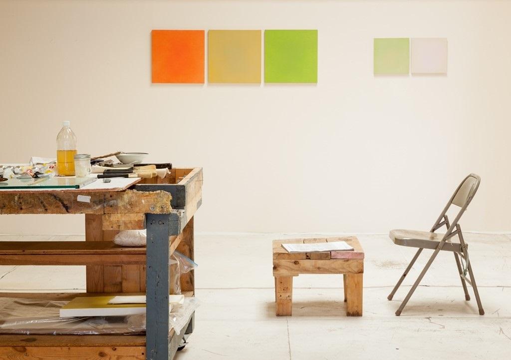 The Artistu0027s Studio By Anne Appleby
