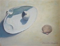 sunshine and shells by elizabeth leary strazzulla