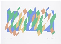 arcadia 6 by bridget riley