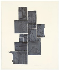 night sound by louise nevelson