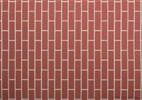 untitled (mur de brique) by victor vasarely