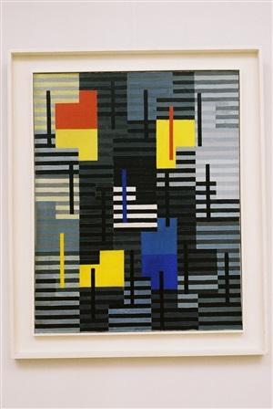composition # 12 by adolf richard fleischmann