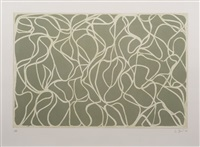 greyer muses by brice marden