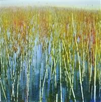 seagrass, dividing reflections by david allen dunlop