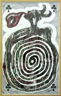 tourbillon by barthélémy toguo
