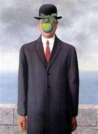 le fils de l'homme by rené magritte