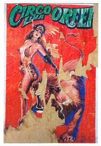 il circo by mimmo rotella