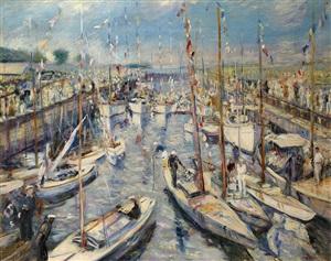 regatta, france by lucien adrion