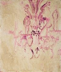 chandelier (chl1810) by hunt slonem