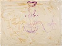 chandelier (chl1837) by hunt slonem