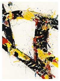 question to oblivion by sam francis