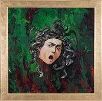fear (medusa) by giancarlo impiglia