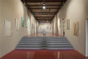 installation view by jiri kolar