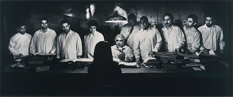 the last word by shirin neshat