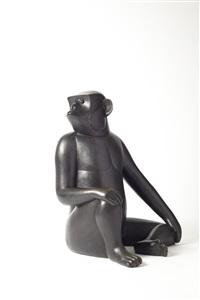 singe avise (grand) by françois-xavier lalanne