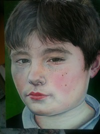 boy - 10 years by ishbel myerscough