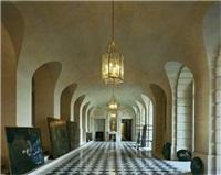 galerie basse 3, chateau de versailles by robert polidori