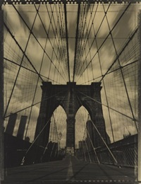 brooklyn bridge by tom baril
