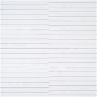 19 lignes parallèles et 21 lignes parallèles avec 1 interférence by françois morellet