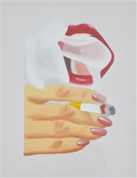 smoker study by tom wesselmann