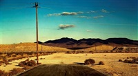 road to nowhere, las vegas by albert watson