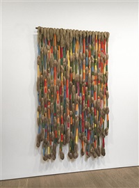 full regalia by sheila hicks